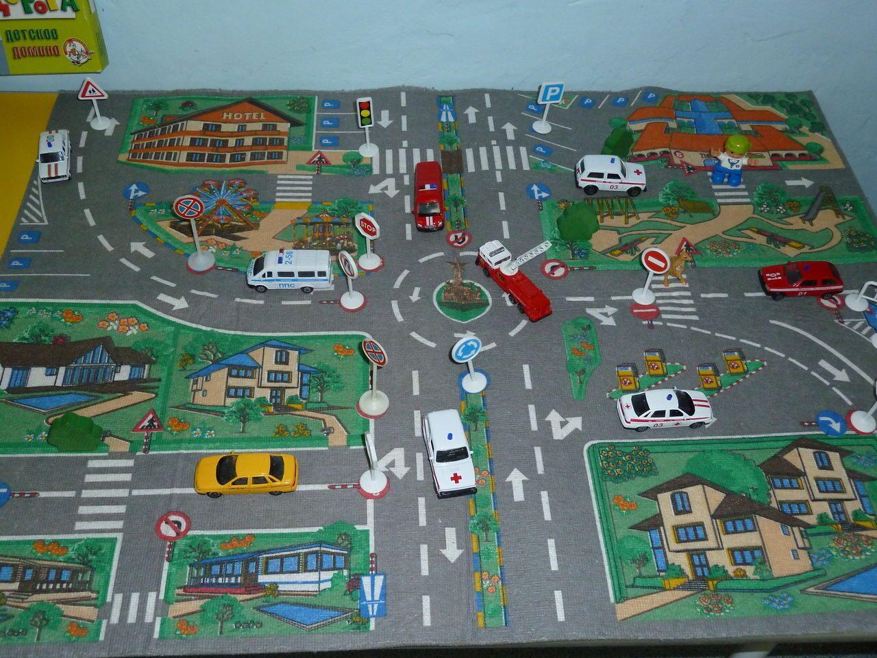 Поделки на тему дорожные правила 11